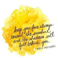A sunny quote for a sunny day! - City Island Library - NYPL   Facebook