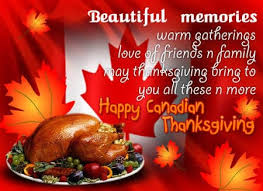 Happy Thanksgiving To All Canadian... - Happy Canadian Thanksgiving |  Facebook